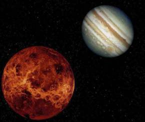 Planetas distintos