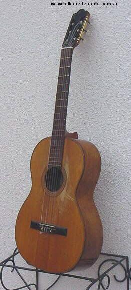Como una guitarra...